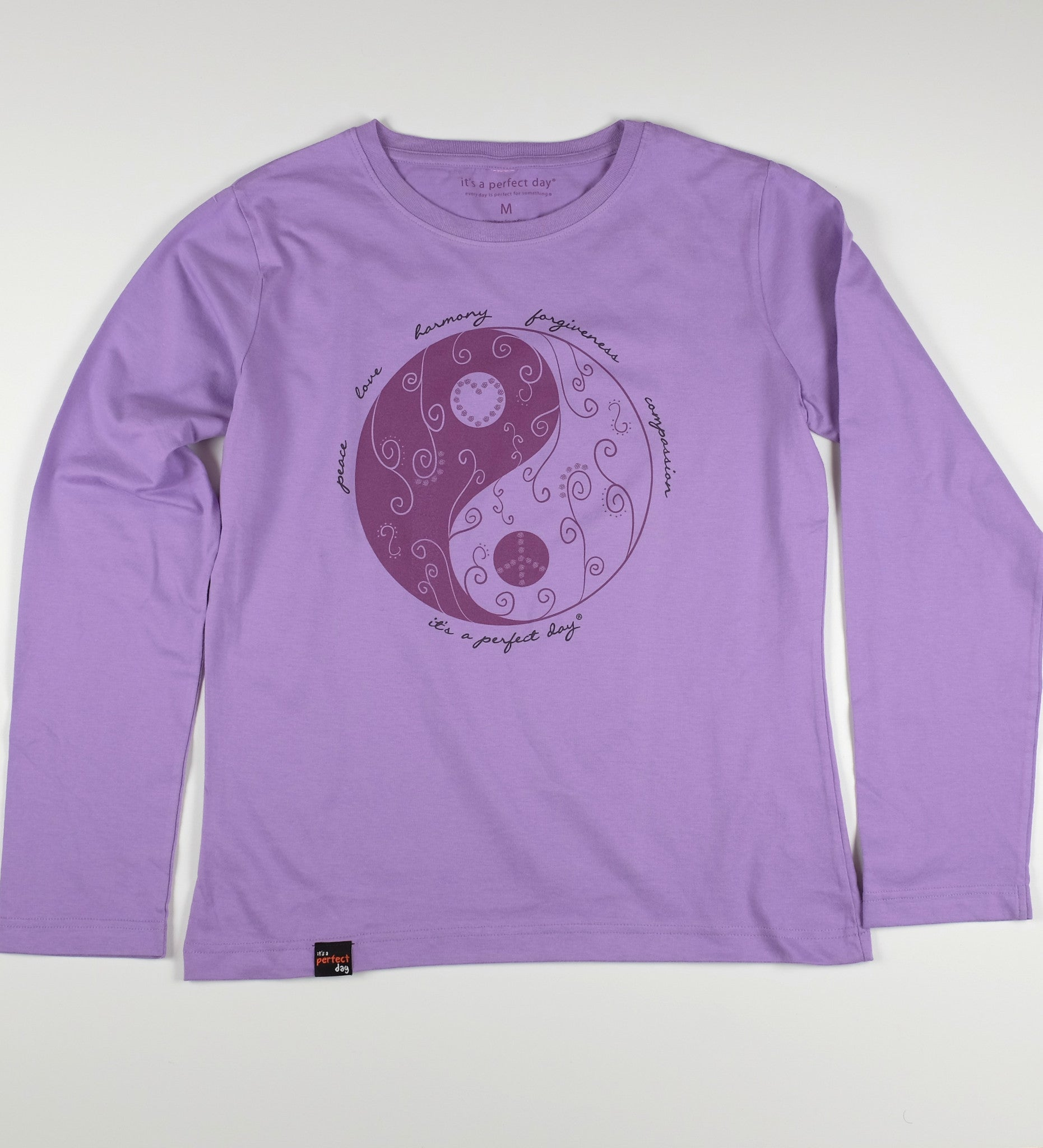 Yin Yang Tee (Long Sleeve)