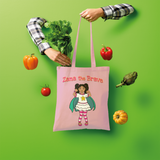 Zana the Brave NEW Shopper Tote Bag