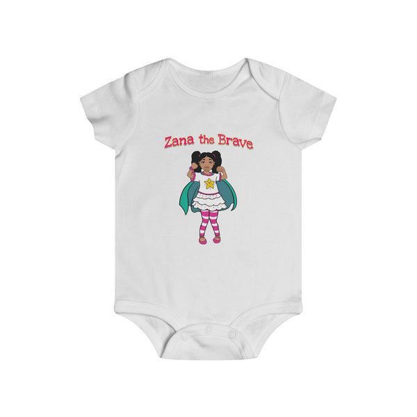 Zana The Brave NEW Infant Rip Snap Tee