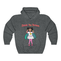 Zana the Brave NEW Adult Unisex Heavy Blend™ Hooded Sweatshirt