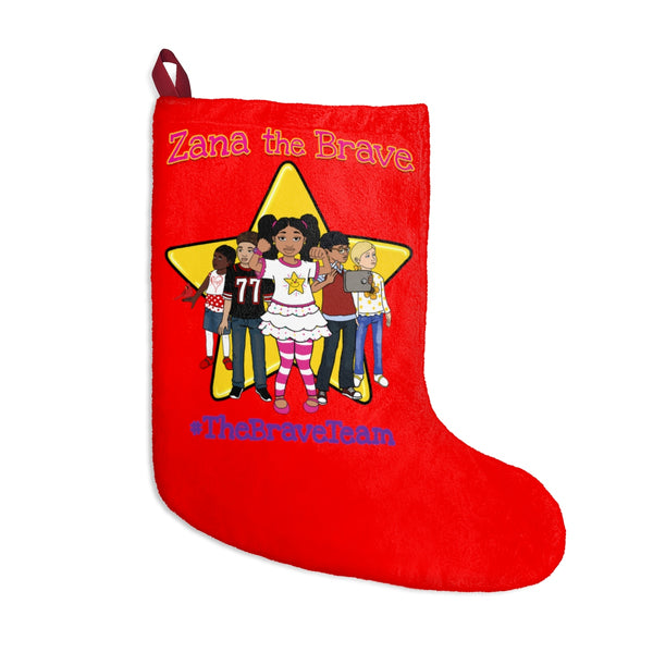 THE BRAVE TEAM - Christmas Stockings