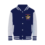 THE BRAVE TEAM Varsity Jacket