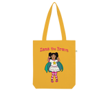 Zana the Brave NEW Organic Tote Bag