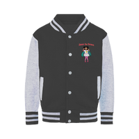 Zana the Brave NEW Varsity Jacket