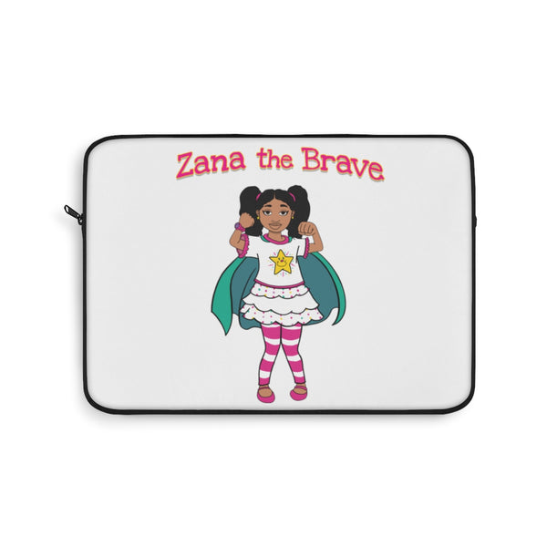 Zana The Brave NEW Laptop Sleeve