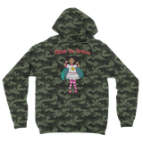 Zana the Brave NEW Camouflage Adult Hoodie