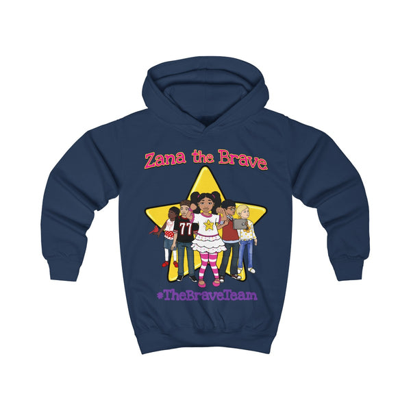 THE BRAVE TEAM - Kids Hoodie