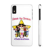 THE BRAVE TEAM Slim Phone Cases