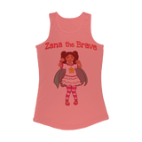 Zana the Brave NEW Women Performance Tank Top