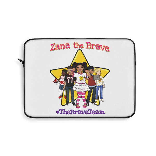 THE BRAVE TEAM Laptop Sleeve