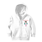 Zana the Brave NEW Classic Kids Zip Hoodie