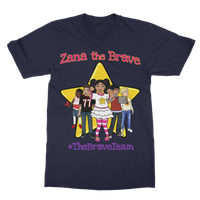 THE BRAVE TEAM T-Shirt Dress