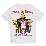 THE BRAVE TEAM Sublimation Kids T-Shirt