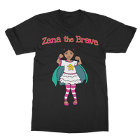 Zana the Brave NEW T-Shirt Dress