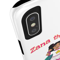 Zana The Brave NEW Slim Phone Cases