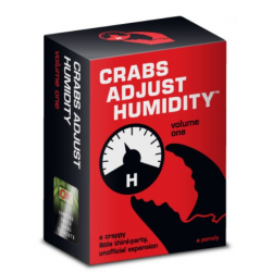 Crabs Adjust Humidity Volume 1