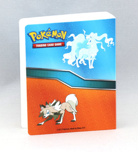 Pokemon Sun & Moon Burning Shadows Mini Binder