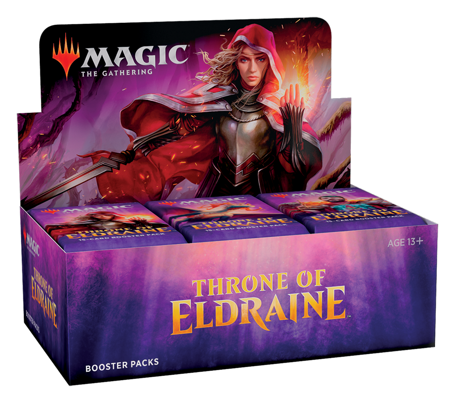 Throne of Eldraine Pre-Order