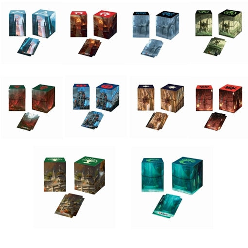 Ultra Pro Deck Box Ravnica Ten Guilds