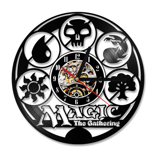 Magic The Gathering Mana Clock