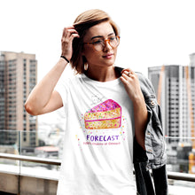 Load image into Gallery viewer, Forecast: 100% Chance of Dessert! Women's T-shirt