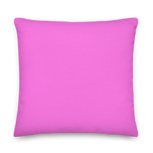 Load image into Gallery viewer, Mom in My Heart Pillow 20 x 20''