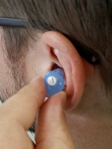 Earplug removal