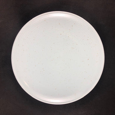 SH Casa Side Plate with Fine Lines 17cm - Duck Egg