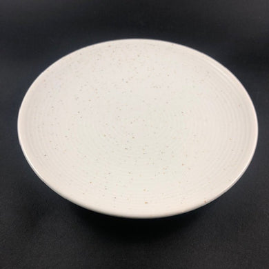 SH Casa Side Plate with Fine Lines 17cm - Beige