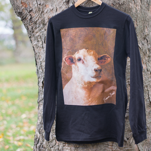 Salt Fine Art Unisex Long Sleeve