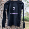 Annabelle Unisex Long Sleeve Black
