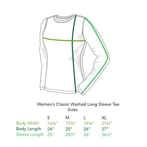 Salt Fine Art Women's Long Sleeve