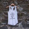Honor the animals - Women's Tank Top