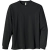 Black hen Unisex Long Sleeve Black