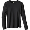 Black hen Women's Long Sleeve Black