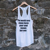 The World Sees  - Women's Tank Top