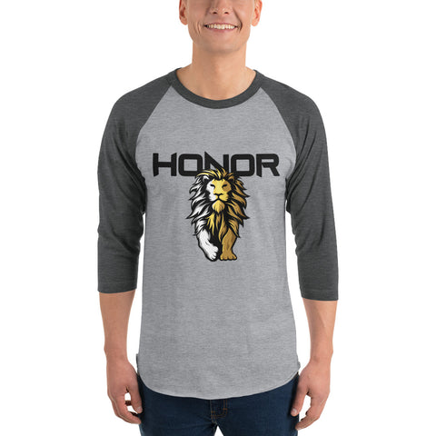Honor 3/4 Sleeve Shirt