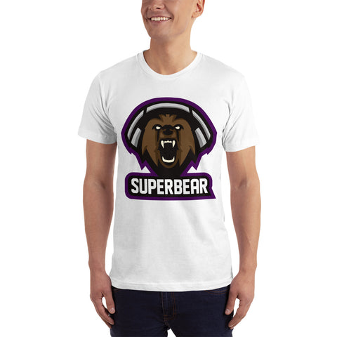 American Apparel Super Bear Short-Sleeve T-Shirt