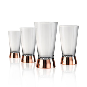 Artland | Coppertino Highball Glasses