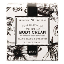 Load image into Gallery viewer, Beekman1802 | Ylang Ylang & Tuberose Whipped Body Cream