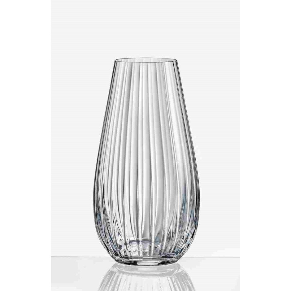 Bohemia Crystal | Waterfall Vase, 10