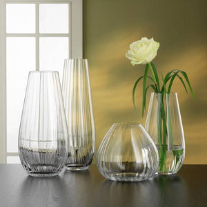 Bohemia Crystal | Waterfall Vase, 10""