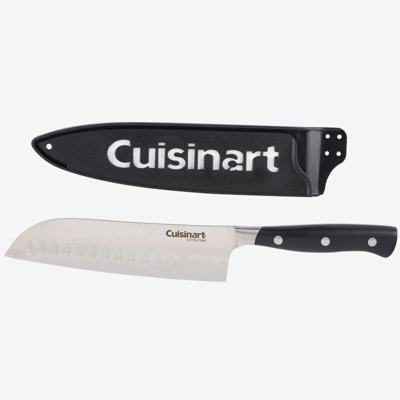 Cuisinart |  7 Inch (18 cm) Santoku Knife with Blade Guard