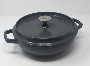 Cuisinart | 3.17 Qt (2.9L) Casserole/Braiser with Self-Basting Cover