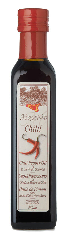 Morgantino | Evo Chili Olive Oil (250mL)