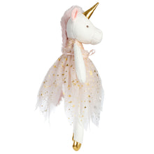 "Load image into Gallery viewer, Super Soft Plush Unicorn, 16"" Large"