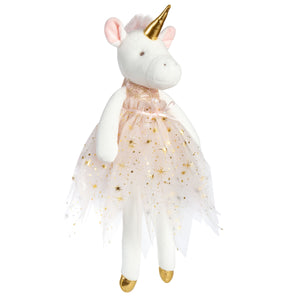 "Super Soft Plush Unicorn, 16"" Large"