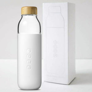 Soma | White Water Bottle