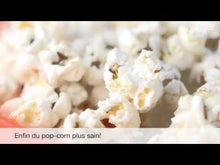 Load and play video in Gallery viewer, Lékué | Microwave Popcorn Maker