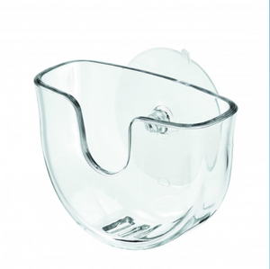 iDesign | Clear Scrubby Holder